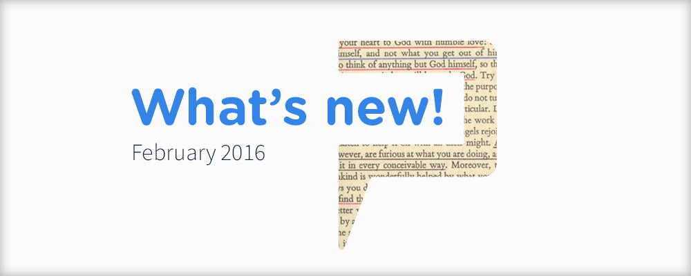 Pundit Annotator update…. what's new!